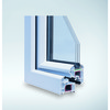 U-PVC 72 casement series