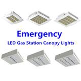 Emergency LED Gas Station Canopy Light