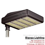 200W LED shoebox parking lot lights