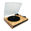marble finish turntable player