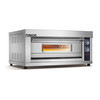 Electric Deck Oven Front S/S 1 Deck 2 Trays Electric Deck Oven FMX-O38A