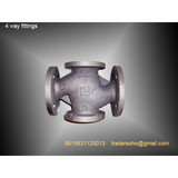 China factory suppliers for below products: Elevator parts, motor housing, pipe fittings, cover plate, galvanized fasteners, valve fittings, butterfly valve fittings,  belt pulleys, rotors, supports Frame, compressor housing, 4 way fitting ,Joyce M.G Grou