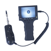 Fiber Optic Video Microscope