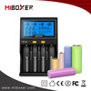 Miboxer C4 Smart Battery Charger for 18650,li-ion, Ni-Cd,Ni-MH, LiFePO4