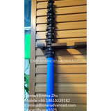18ft 35ft 38ft 40ft Carbon Fibre water fed poles for Window Cleaning