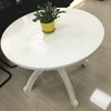 Wholesale rodman outdoor furniture patio round camping table