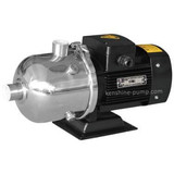 CHL Horizontal stainless steel centrifugal booster pump