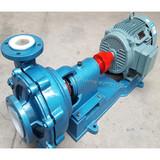 UHB Corrosion resistant slurry centrifugal pump