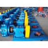 UHB-ZK corrosion resistant slurry centrifugal pump