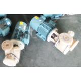 FVZ self priming PVDF chemical transfer centrifuga pumpl