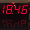 Jy-MCU 1.8inch Digital Clock 10 Alarm Clock Temperature Hourly Chime Countdown Clock