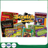 wholesale scratch off Customized printing Playing Cards OEM Party Game Cards