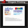 Well Printing Prepaid Scratch Game Card Factory Price