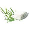 Organic bamboo fiber baby diaper-ECO BOOM