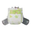 Breathable disposable econmic baby diaper