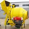 JZR series rotary drum concrete mixer diesel engine concrete mixer 500 litre on sale