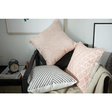 High quality beautiful design linen cushion cover