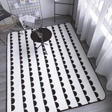 Plush Fleece Dye Sublimation Indoor Putting Mats