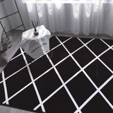 China supplier home design flannel fleece fabric flooring foam tent mat