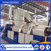 PP PE film extruder machine waste plastic recycling extrusion