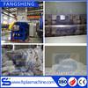 PP PE film crusher waste plastic grinder machine