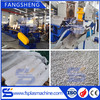 PE film extruder machine/waste plastic recycling machine
