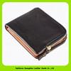 13355 Men's high capacity leather wallet men