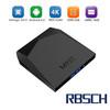 RBSCH M92S Smart TV BOX Android 6.0 Amlogic S912 Quad core 4K Set Top BOX 2GB 16GB WIFI H.265 DLAN HD Media Player