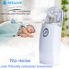 CE FDA Portable nebulizer kit adult mask nebuliser