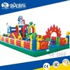 Large-sized inflatable Carnival Games, PVC Jump Castles