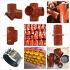 China supplier EN877 Cast iron pipes and fittings