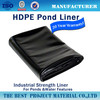 Smooth HDPE Impermeable Black Rolls Geomembrane Linings Sheet Price
