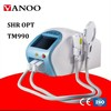 Portable IPL OPT/SHR Hair Removal &Skin Rejuvenation Device