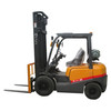 CPQYD30 Gasoline Forklift 3 ton LPG Dual fuel forklift truck For Sale