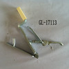 Casting Spring Toggle Fastener for Wing Trucks
