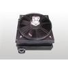 aluminum bar plate radiator cooling fan motor