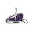 Promotional Hot Sale Mini Canvas Sneaker Shoe Keychain