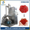 High efficient chili powder grinding machinery/food grinder