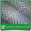 Rust proof galvanized wire roll mesh fence chain link fencing