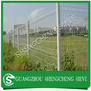 High Safety Home Fencing Triangle Bends Fence Welded Wire Mesh Fence