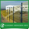 Heavy decorative welded wire mesh triangular bending wire mesh fence for UK