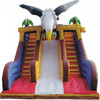 Inflatable baby slide Inflatable Jumping slide for kids on sale