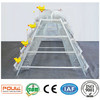 layer chicken cage system or poultry farm equipment