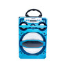 High quality wooden portable Bluetooth speakers portable bluetooth speaker supports tf card