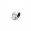 cast iron galvanised pipe fitting elbow