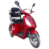 800W Lead-acid Electric Disabled Tricycle, CE approved 3 Wheel Electric Scooter for adults(TC-016)