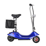 2017 250W cheap 2 wheel folding electric scooter for adults,high quality foldable electric mobility scooter(MES-300-1)