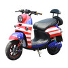 1000W60V Lead Acid Battery New Design Electric Motorcycle with pedal