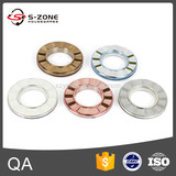 gold plastic curtain tape eyelets ring in good price