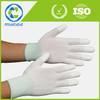 finger textured knitted gloves for machine factory